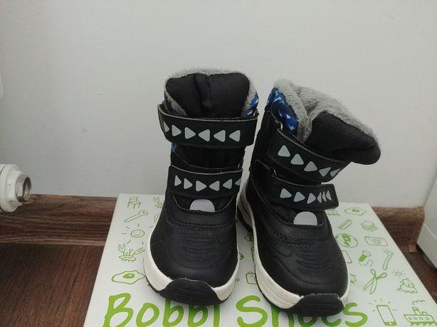 Śniegowe buty zimowe rozmiar 21