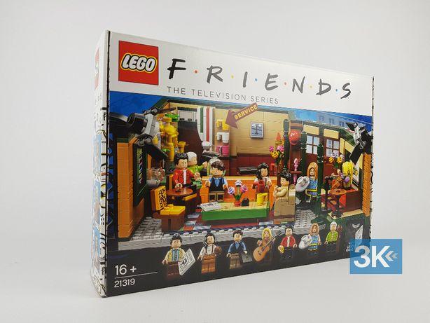 NOWE Lego Ideas 21319 Central Perk Przyjaciele Friends ORYGINAŁ