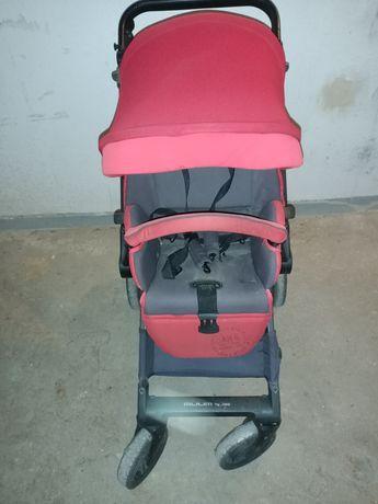 Wózek dziecięcy Jane Mum 3 w 1