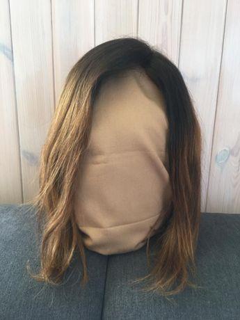 Продам парик, перуку з натурального волосся
