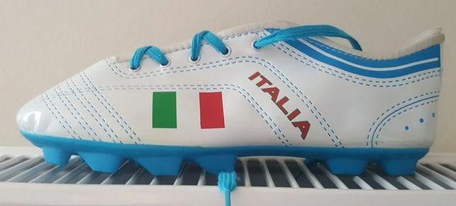 Piórnik w kształcie buta barwy ITALY okazja