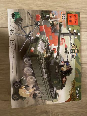 Лего набор военные