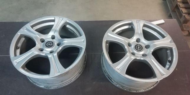 Felgi aluminiowe 5x112 et35 17 cali 4 sztuki GCD Germany