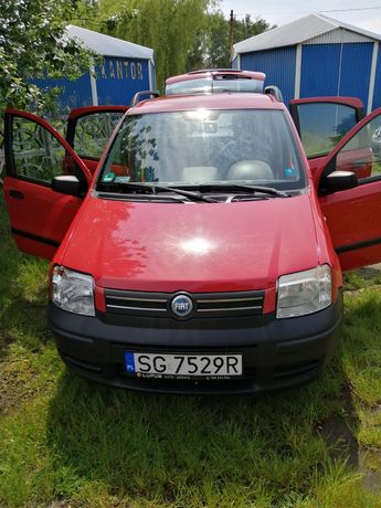 Fiat Panda rok 2005