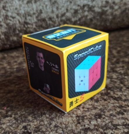Кубик Рубика 3х3 QiYi