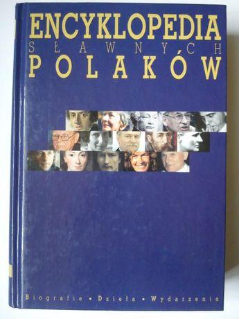 """""""Encyklopedia sławnych Polaków"""" (twarda oprawa)"""
