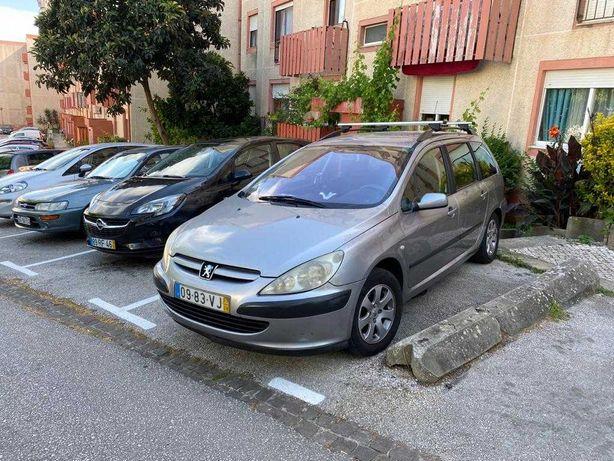 Peugeot 307 bem estimado