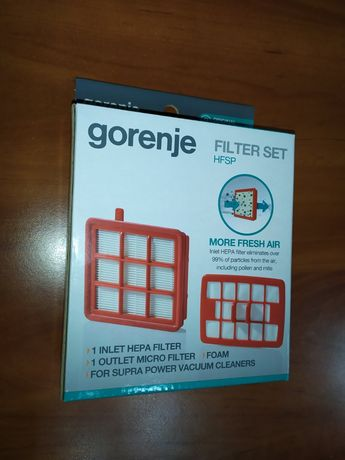 Фильтр Gorenje HF-2303 (466439) для пылесосов