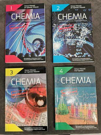 Chemia tom 1, 2, 3, 4, rok 2014, D. Witkowski