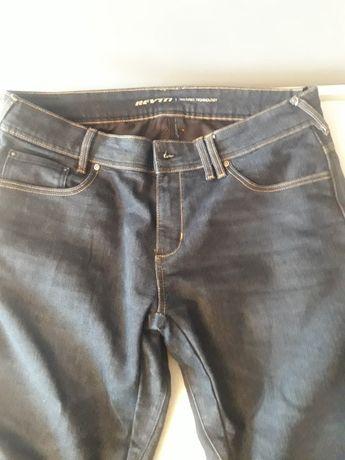 Spodnie jeansy motocyklowe Revit na motocykl,motor rozmiar.36