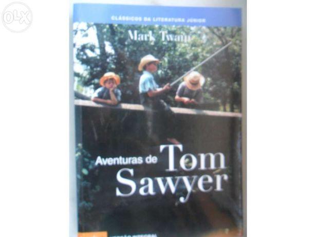 Livro - Aventuras de Tom Sawyer