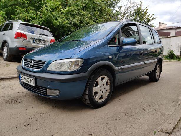 Продам Opel Zafira A дизель 2.0 Опель Зафіра 7м