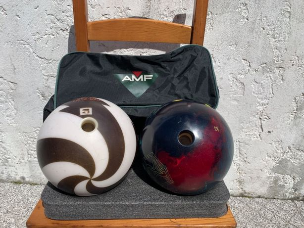 Bolas de Bowling