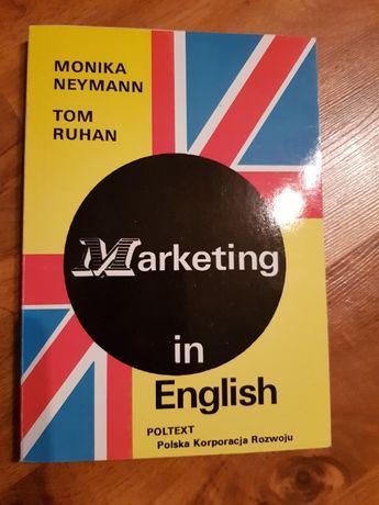 Marketing in English