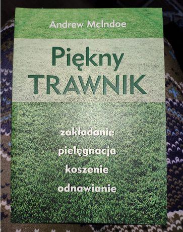książka Andrew McIndoe - Piękny trawnik