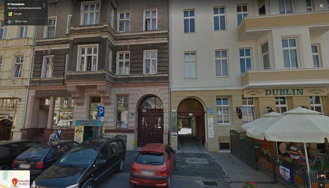 Gabinet w centrum Szczecina do wynajęcia od zaraz, Brama Portowa