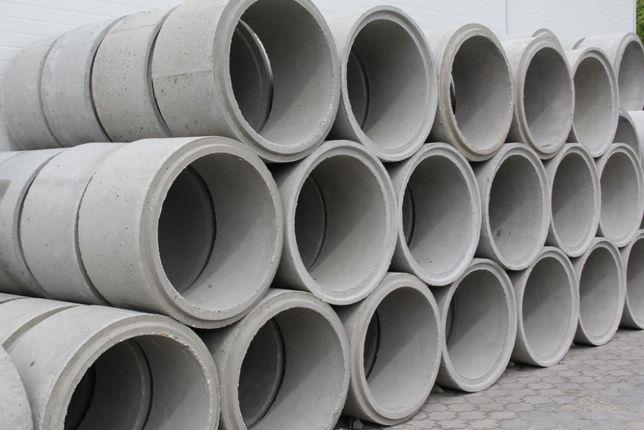 Kręgi betonowe 80, krąg studzienny 800, studnia, studzienka 1000