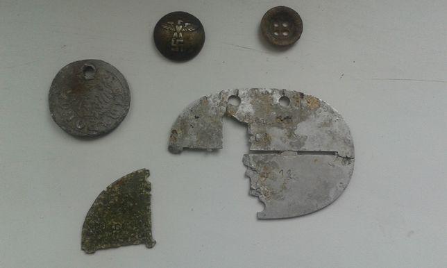 militaria medal za udzial w wojnie obronnej 1939 i inne