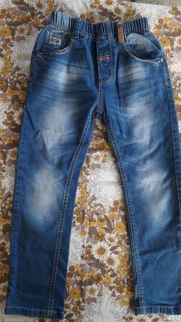 Spodnie. Dżinsy. 6 lat