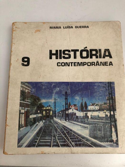 História Contemporânea de Maria Luísa Guerra Moita - imagem 1