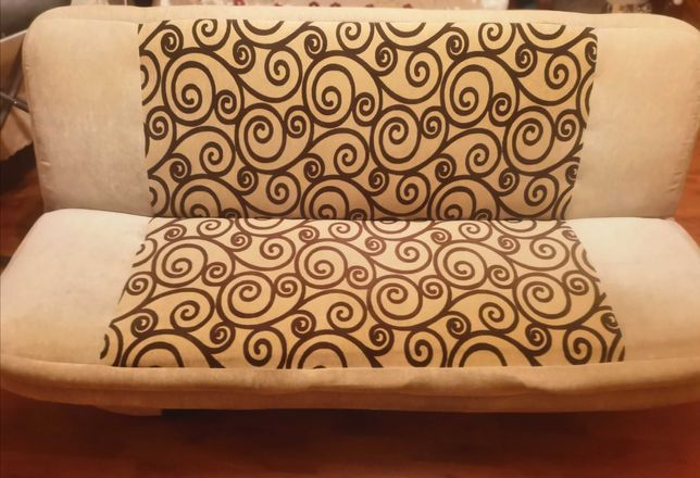 Wersalka z fotelami