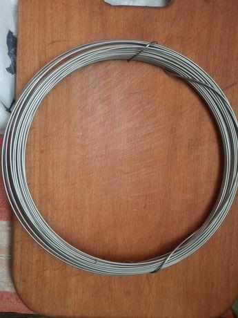 Проволка из нержавейки, диаметр 1.6 мм