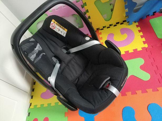 Jak NOWY Maxi Cosi Pebble Pro nosidełko fotelik samochodowy