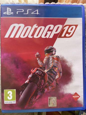 Jogos Ps4 Moto GP19/FIFA 18