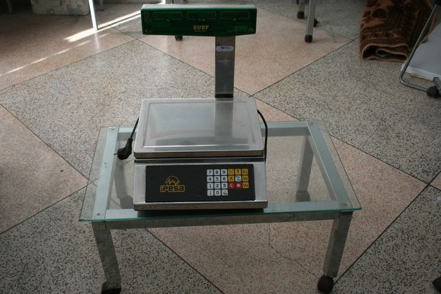 Balança Rubi max 15kg