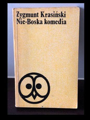 "Zygmunt Krasiński, ""Nie-Boska Komedia"""