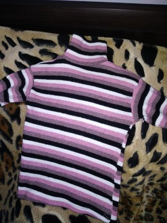 Гольф свитер водолазка ангора софт 110-122 см
