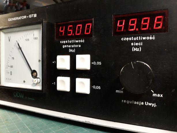 Generator GT-50 tester diagnostyka w elektroenergetyce. Wyprzedaż.