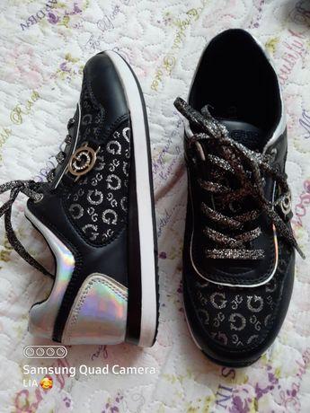 Buty sneakersy trampki Guess