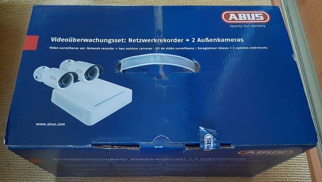 Zestaw do monitoringu: kamery, rejestrator, dysk - 40% ceny!!!