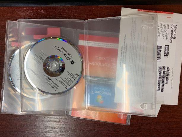 Windows 7 Professional 2 sztuki 64-bit tani Lublin