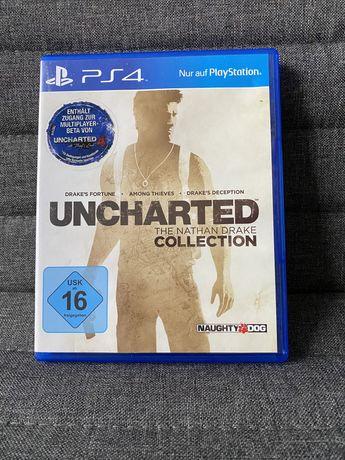 Gra PS4 Uncharted Kolekcja Nathana Drake'a Playstation 4 napisy PL