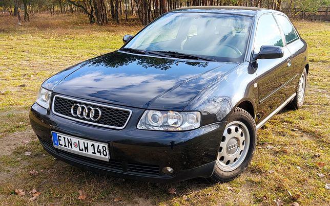 Audi a3 1.6 z Niemiec Opłacony