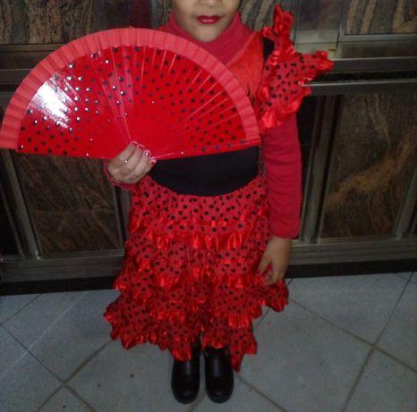 Vestido Sevilhana