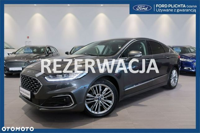 Ford Mondeo Vignale 2.0 EcoBlue 190 KM Salon Polska FV23%