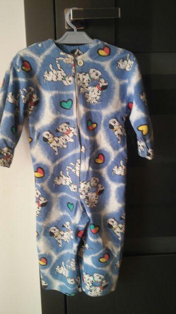 Piżama pajac roz 92-98