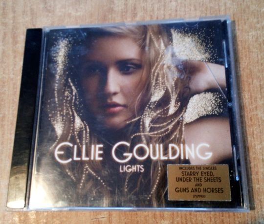 Cd Ellie Goulding LIGHTS