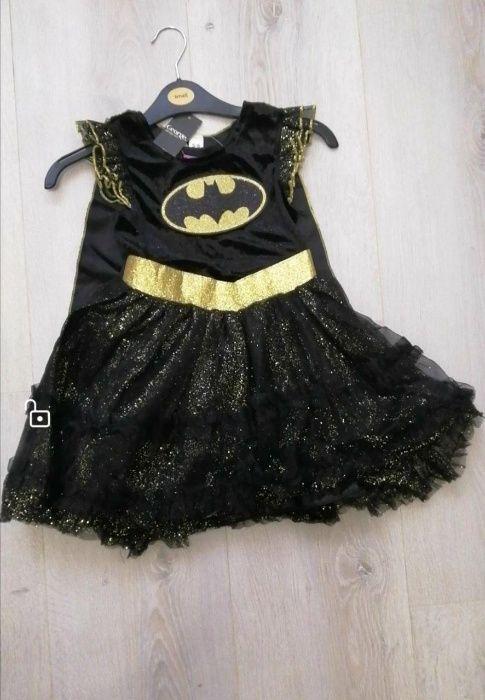 Костюм, платье на Хэловин для девочки 3-5 лет, рост 104-110 см Буча - изображение 1