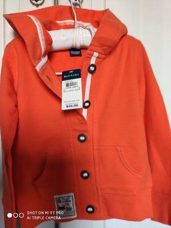 Nowa bluza Ralph Lauren rozmiar 6 oryginalna z USA