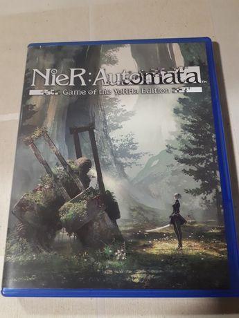 Nier Automata - Yorha Edition (capa)