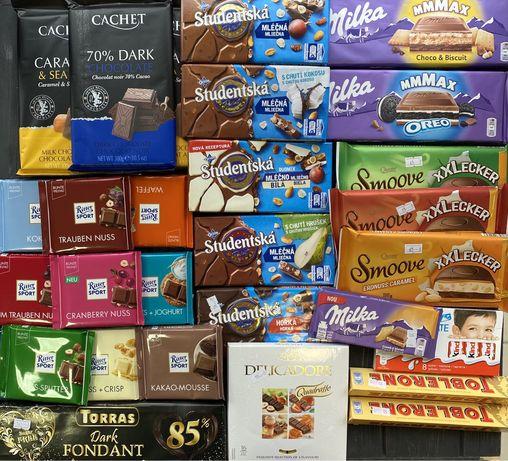 Европейские сладости