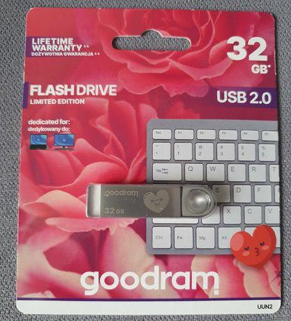 NOWY Pendrive Goodram UUN2 32GB Limited Edition Okazja !!!