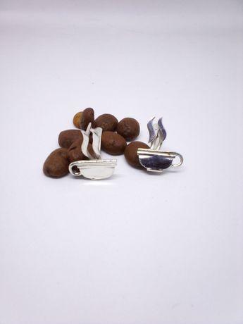Сережки Аромат кави