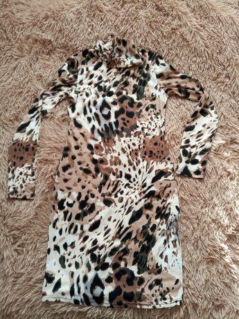 Платье трикотажное 30 грн.