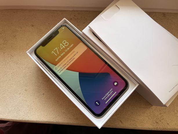 Iphone X 64gb desbloqueado silver