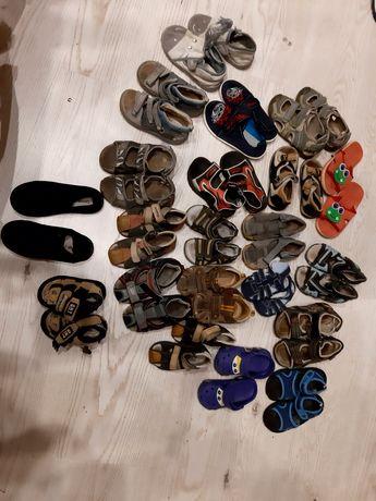 Buty,sandały od rozmiaru 19 do 29.